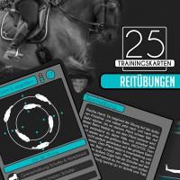Reitübungen - 25 Trainingskarten